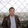 On the Eiffel Tower