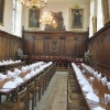 Clare College Dining Room