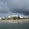 Tenby from the boat