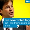I've never voted Tory before…